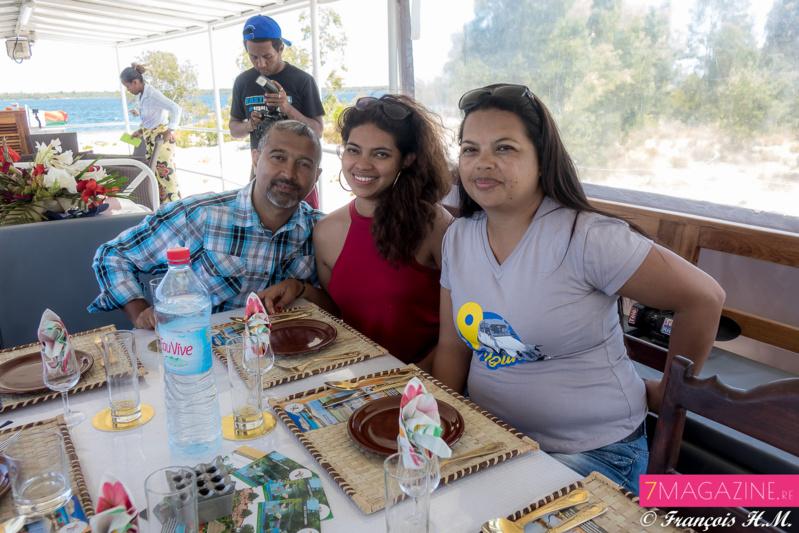 Thierry, Mia, et Lalane
