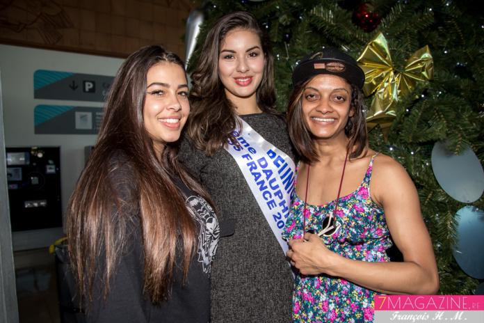 Ambre N'guyen de retour après Miss France 2017