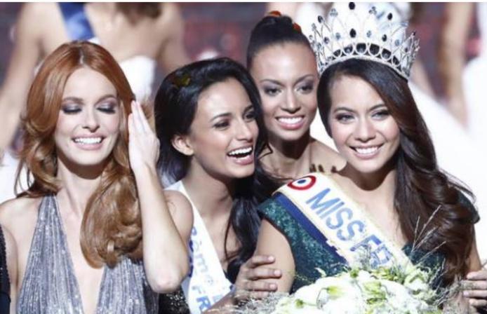 Audrey 4ème dauphine Miss France