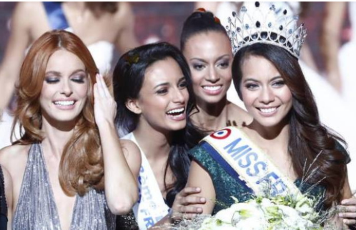 Morgane, 3ème dauphine Miss France 2019