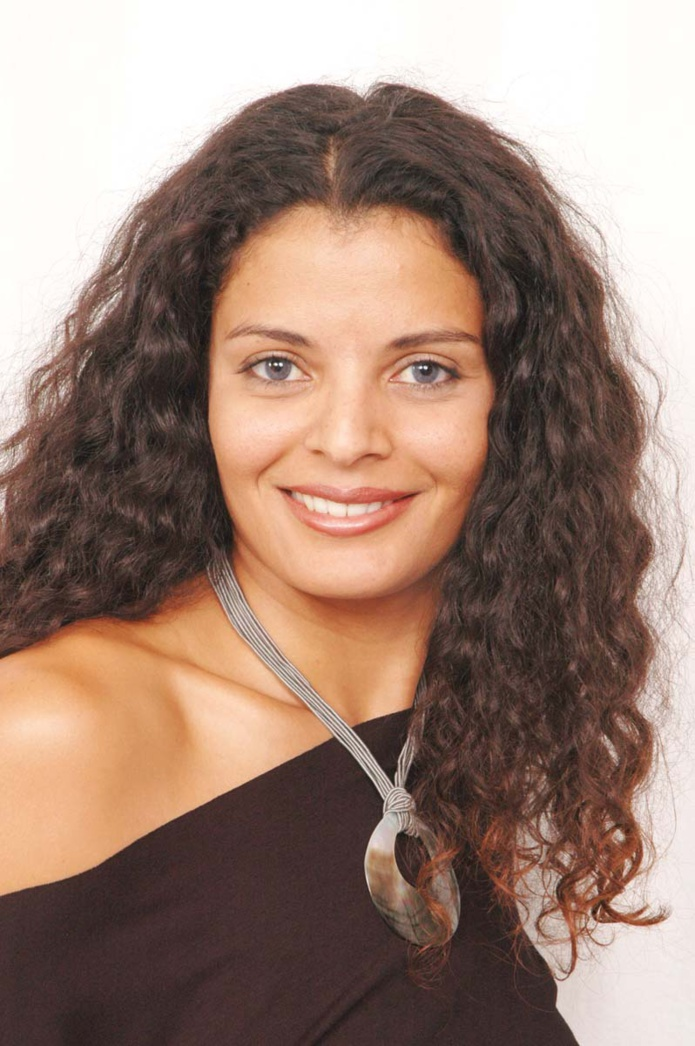 1996: Fabienne Savrimoutou