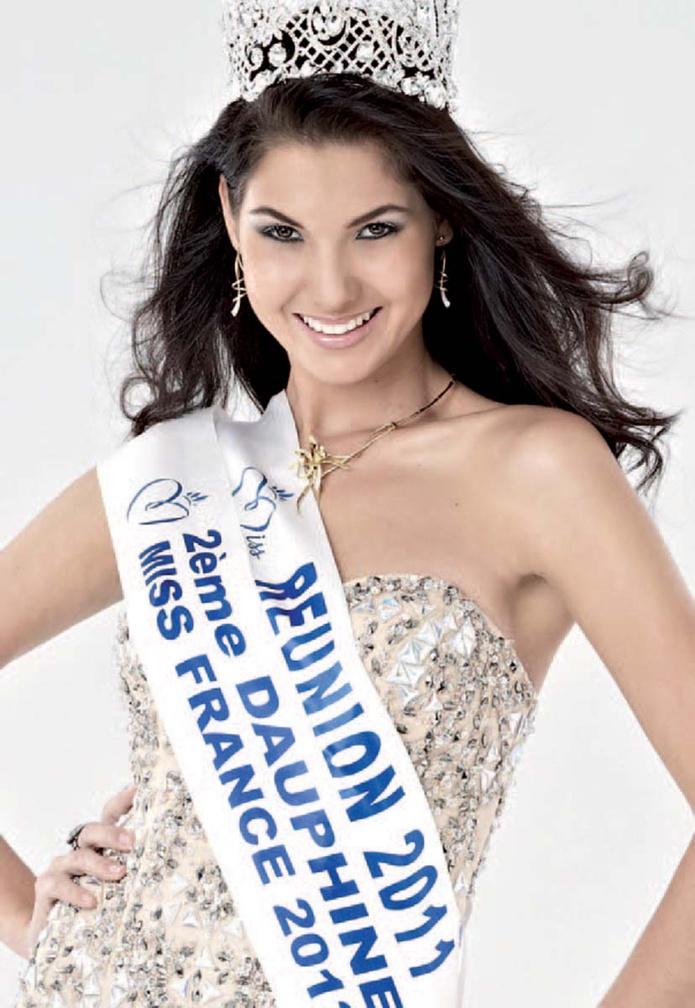 2011: Marie Payet, élue 2ème dauphine de Miss France 2012