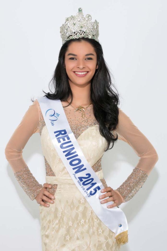 2015: Azuima Issa, élue 4ème dauphine Miss France 2016