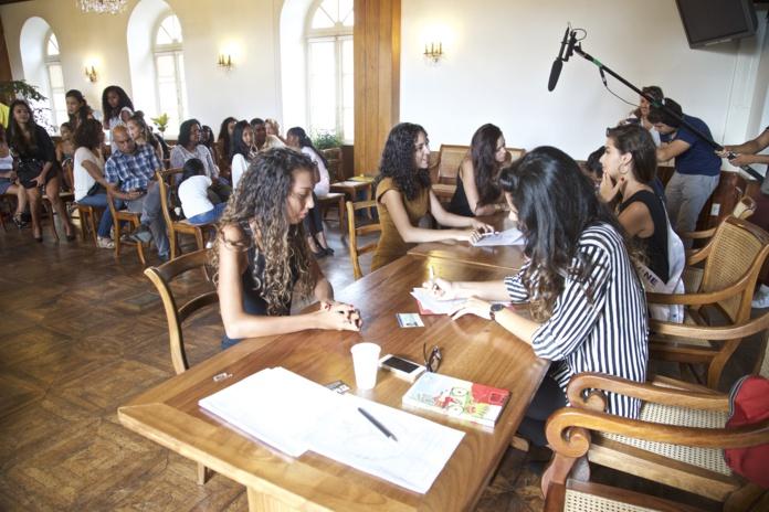 Casting à Saint-Pierre: d'autres photos