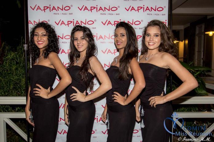 Alice, Naomie, Alice et Lina