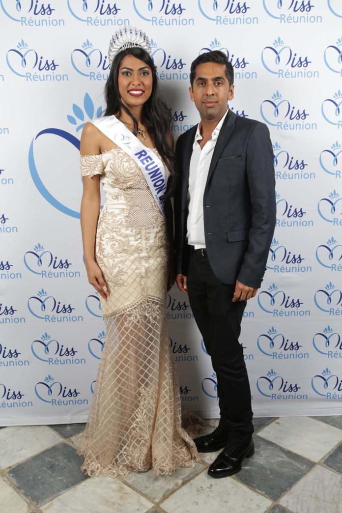 Audrey Chane Pao Kan, et Réchad Patel, avocat