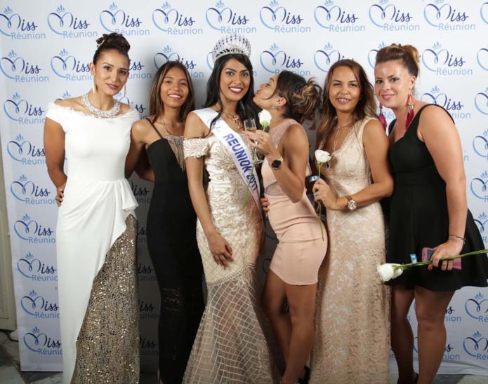 Audrey avec Raïssa Boyer et l'équipe de Lo Vip Institut