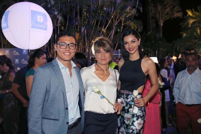 Les jolies femmes de la soirée Miss Réunion 2017