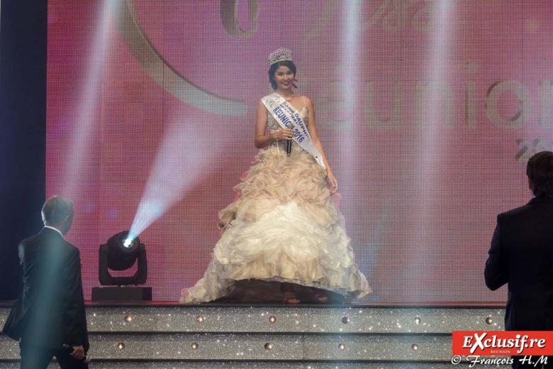 Ambre N'guyen, Miss Réunion 2016 et 5ème dauphine Miss France 2017
