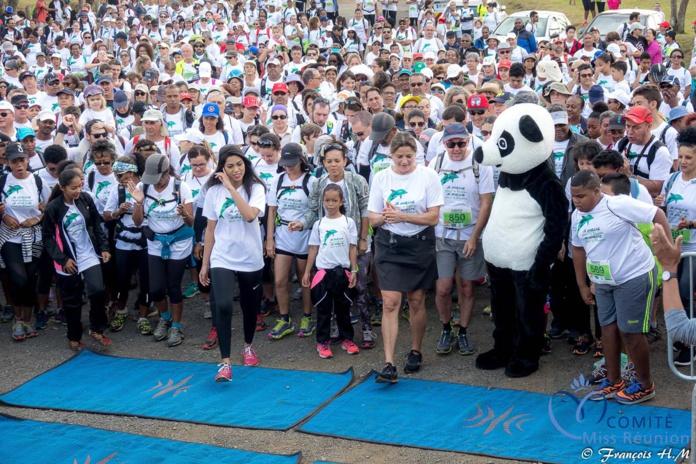 Audrey Chane Pao Kan au Pandathlon 2017