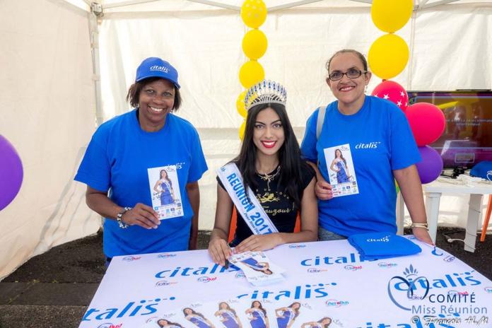 Audrey Chane Pao Kan à la Zumba Citalis