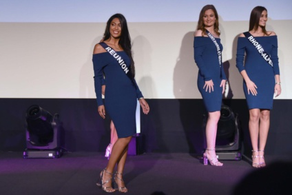 Audrey Chane Pao Kan, Miss Réunion 2017