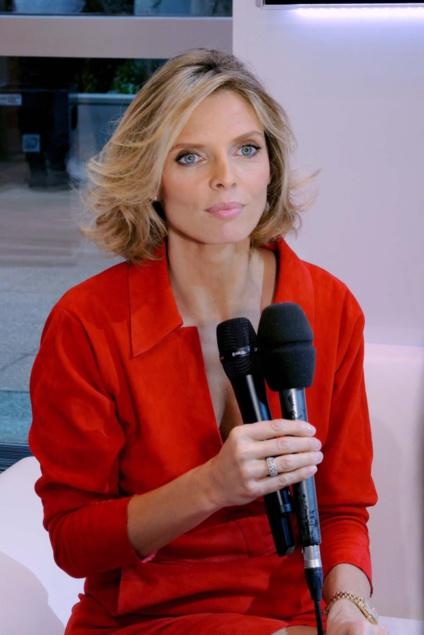 Sylvie Tellier, directrice générale de Miss France Organisation