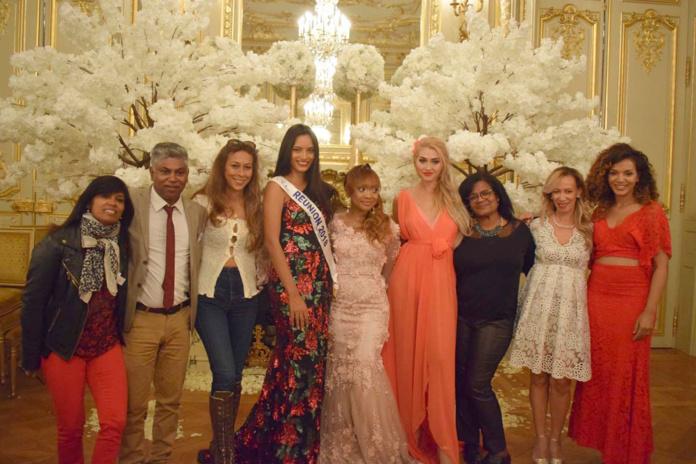 Avec José Garjah d'Emma Mag, Vanille Attié, et Stéphanie Thazar,