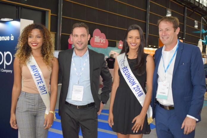 Morgane Soucramanien au Congrès des Experts Compables à Clermont-Ferrand