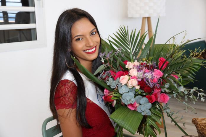 Notre très belle Miss Réunion!