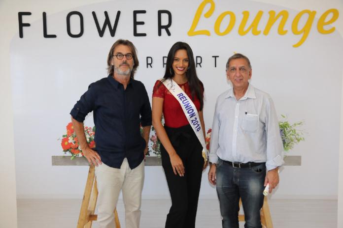 Philippe Rolland, Morgane Soucramanien, et Aziz Patel