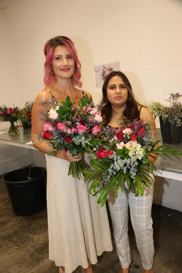 Régina et Monira