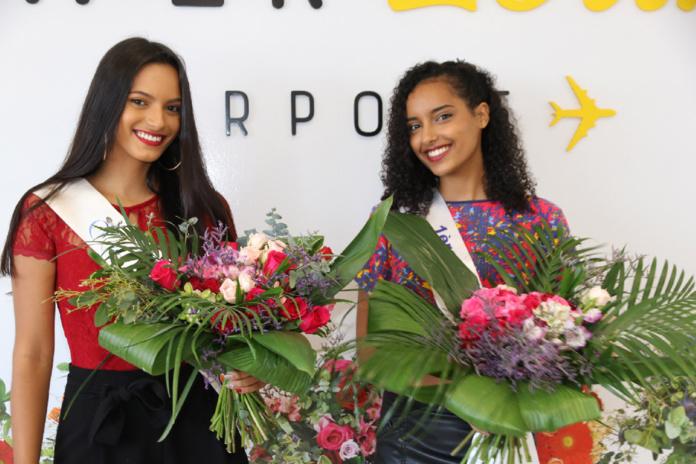 """Morgane Soucramanien et Elisa Villard """"Au Pays des Fleurs"""""""