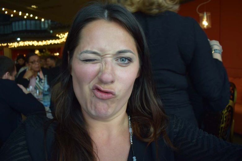 Elle s'appelle Perrine Destenay, elle est de la région Champagne-Ardennes, et ça se voit!