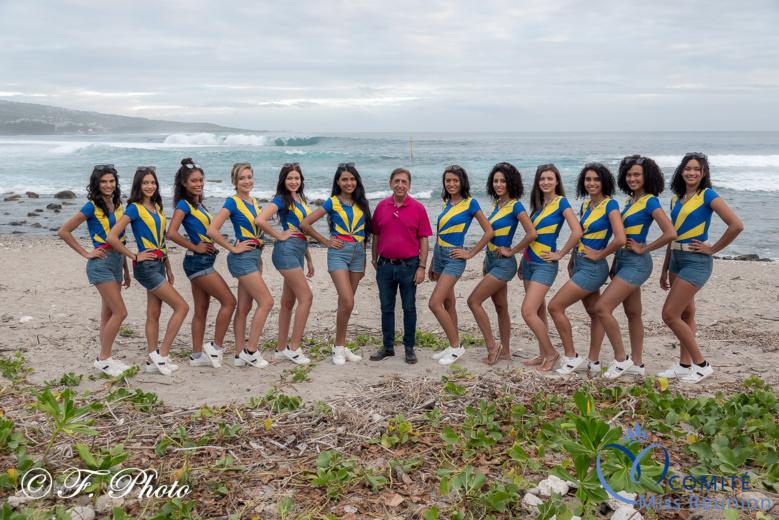 Photo-souvenir avec Aziz Patel, du Comité Miss Réunion
