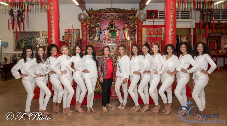 Avec Josiane Chane Yin et Lyna Boyer