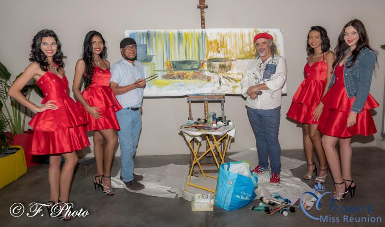 Avec les artistes peintres