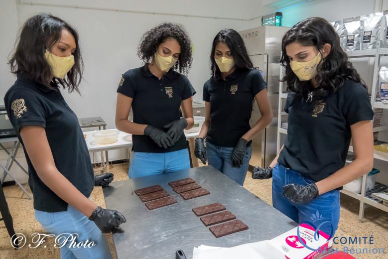 Les Miss et la Chocolaterie (sans Charlie)!