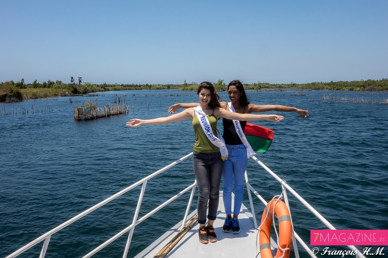 Non le bateau n'a pas coulé... La Reine Tina n'est pas le Titanic!