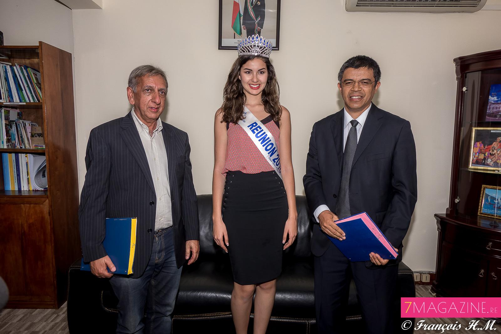 Une convention a été signée entre le Comité Miss Réunion et le Ministère du Tourisme de Madagascar