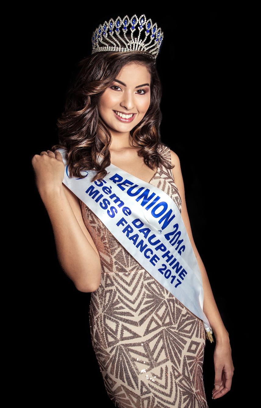 Ambre 5ème dauphine Miss France