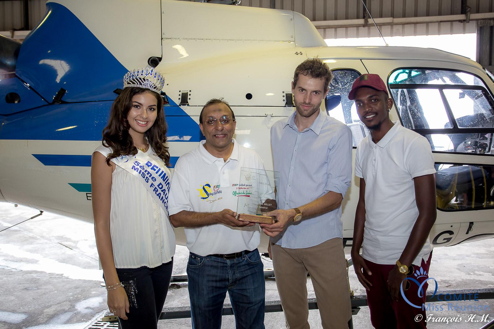 Ambre N'guyen, Ibrahim Ingar, Yannick Millet et Black T