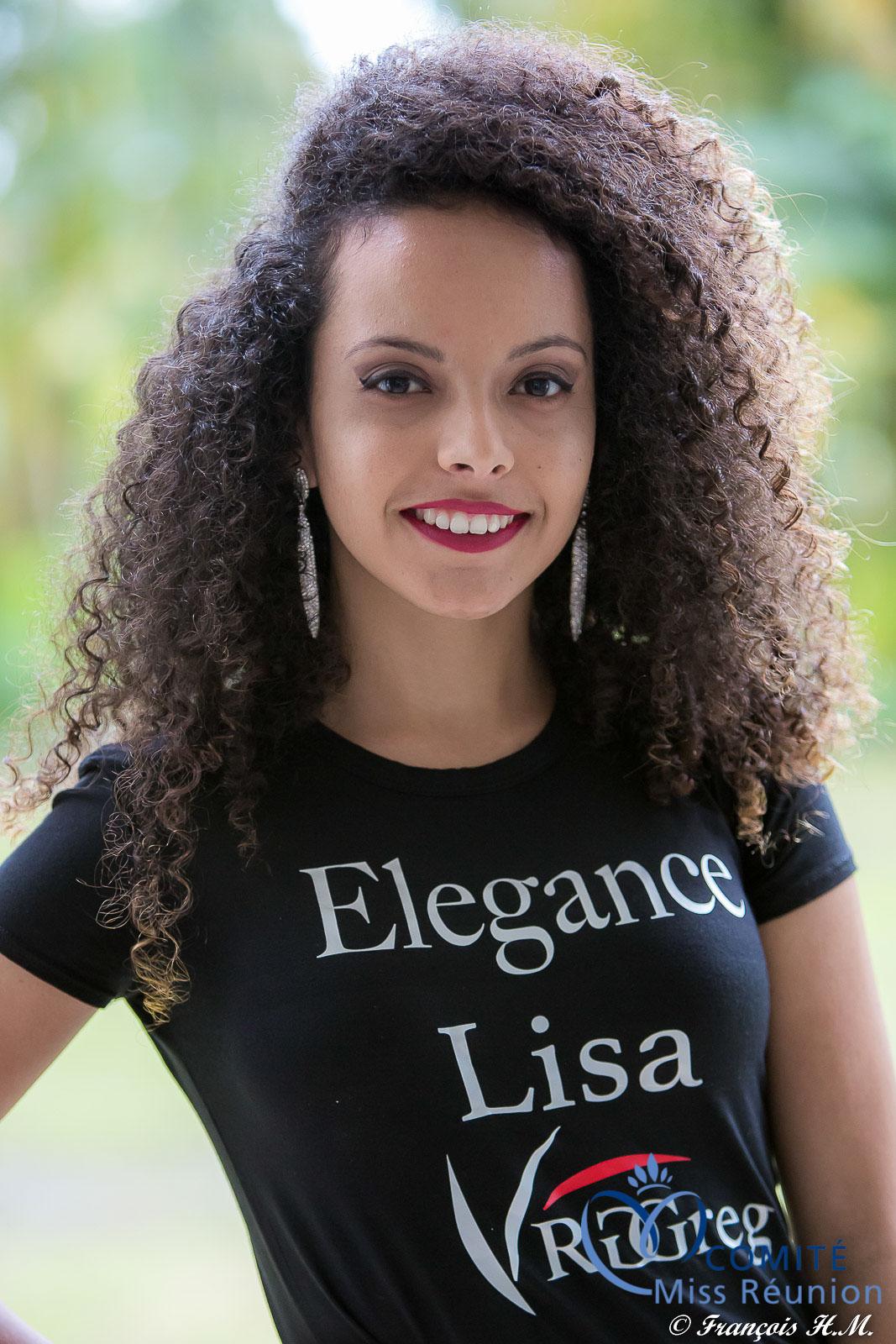 N°5: Lisa Bègue
