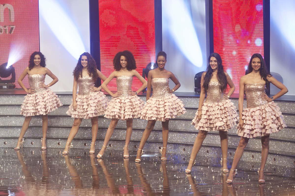 Miss Réunion 2017: le tableau d'ouverture