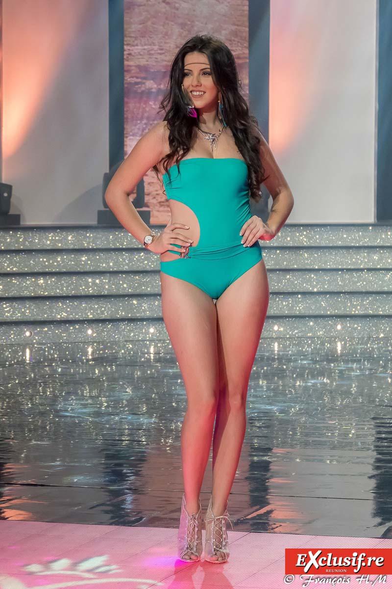 Miss Réunion 2017: en maillots de bain