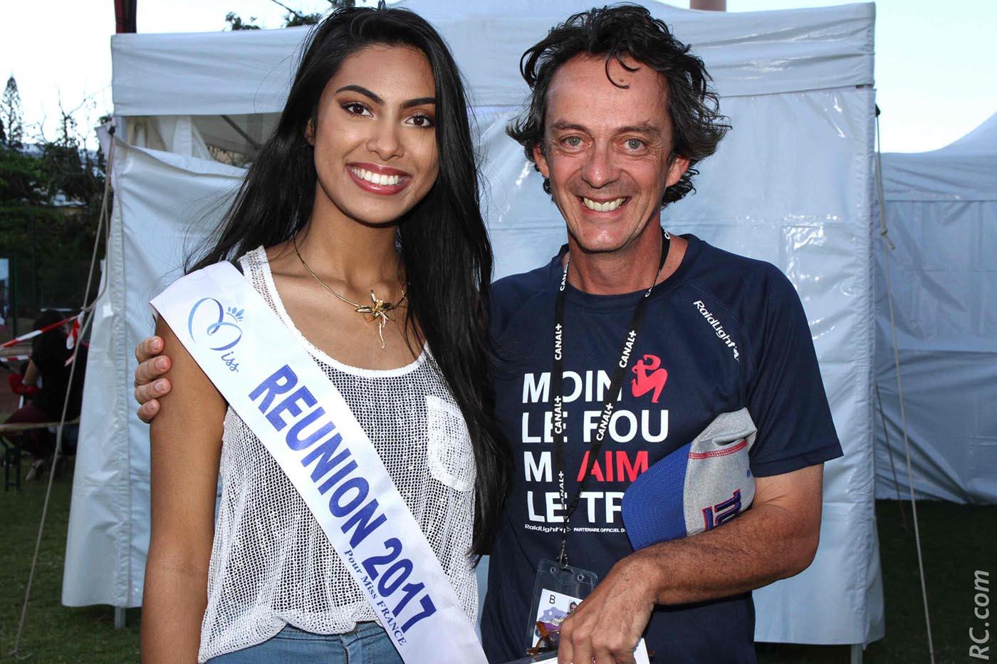 Avec Stéphane André, directeur Ilop Sport