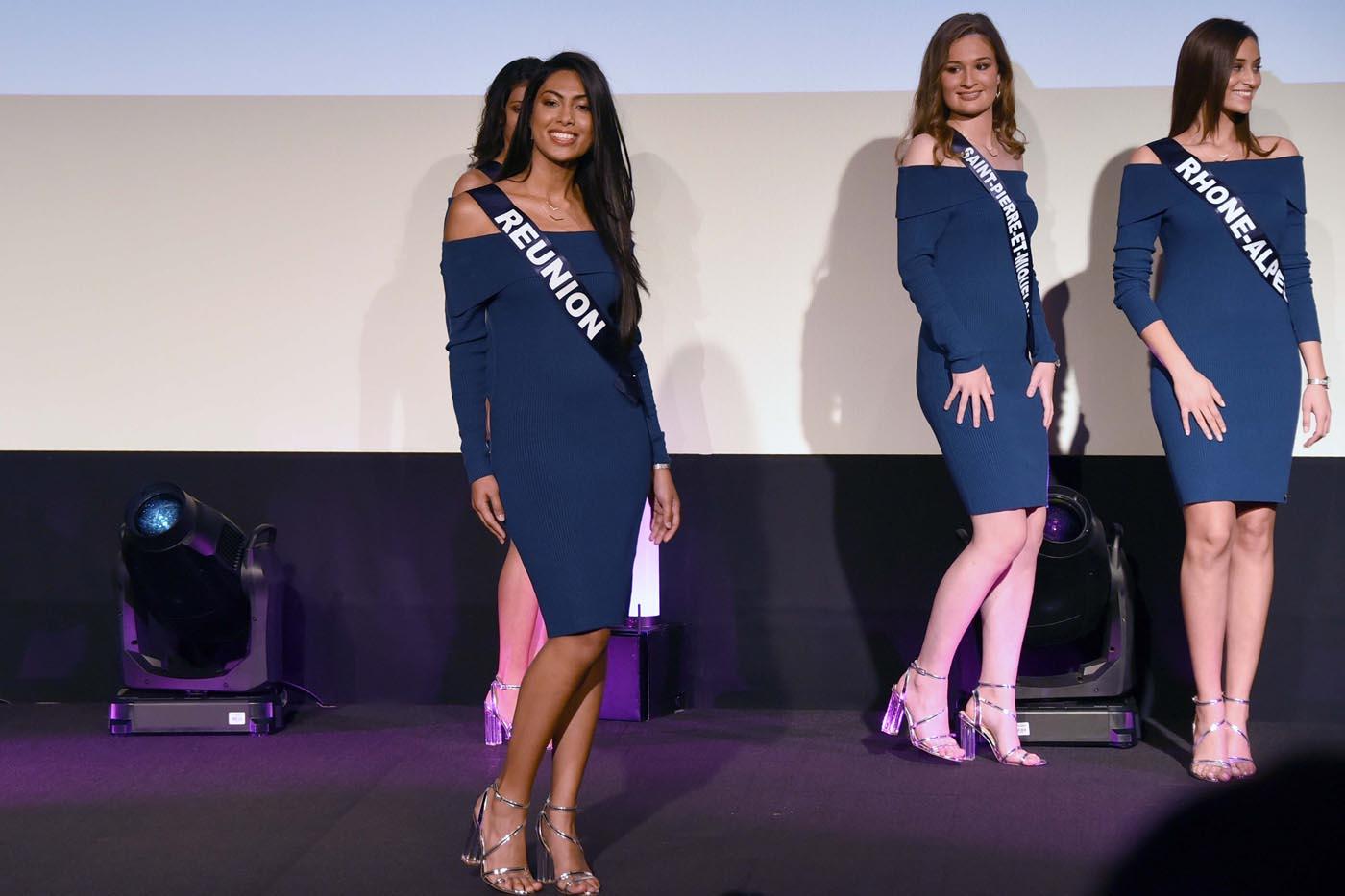 Et voilà notre belle Miss Réunion!