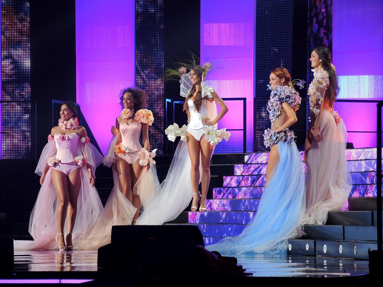 Miss Réunion dans le Top 5