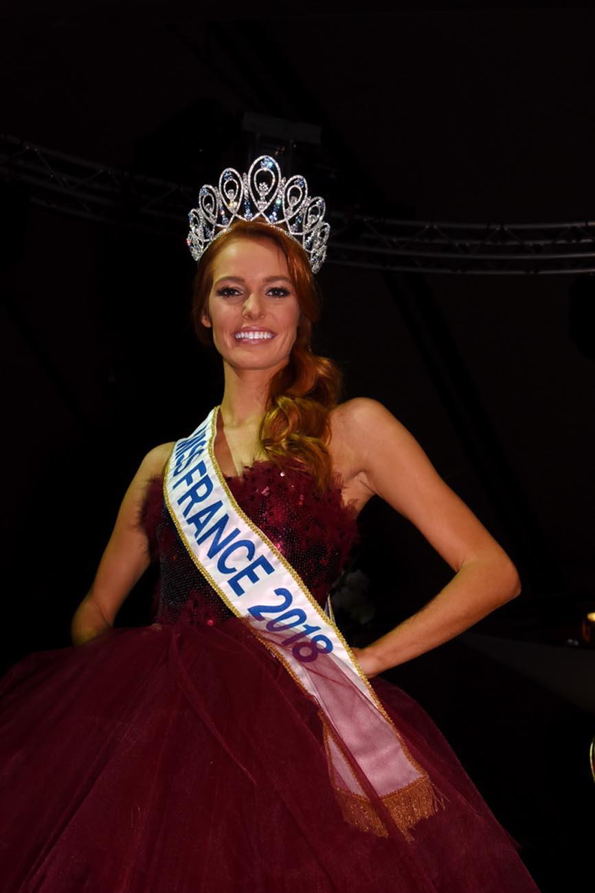 Show Miss France 2018: les photos