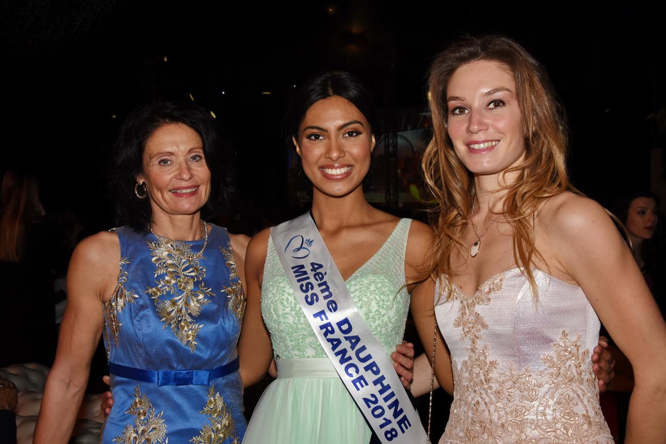 Show Miss France 2018: les photos