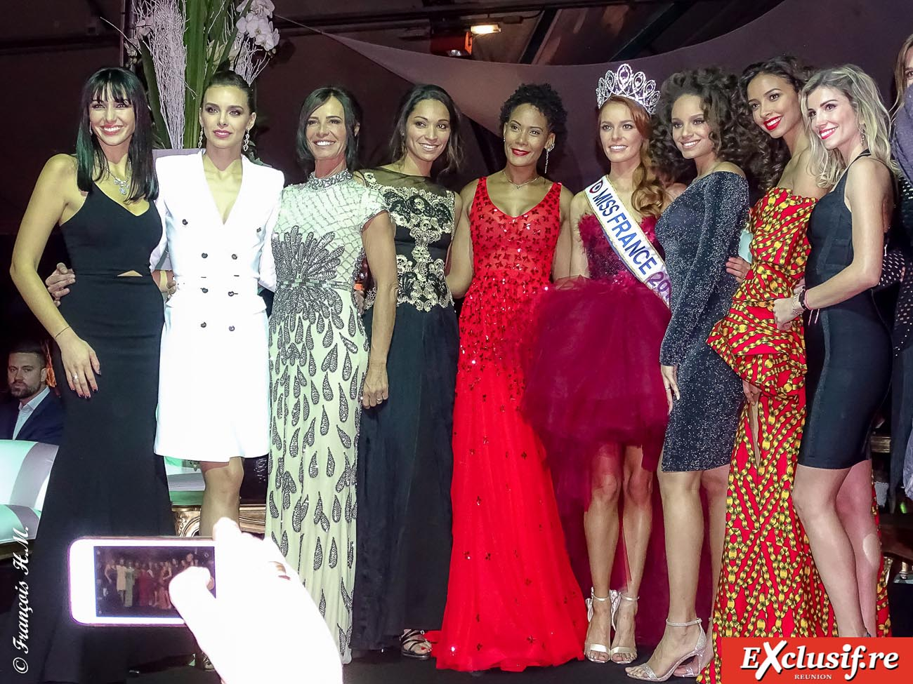 Plusieurs Miss France avaient fait le déplacement vers Châteauroux