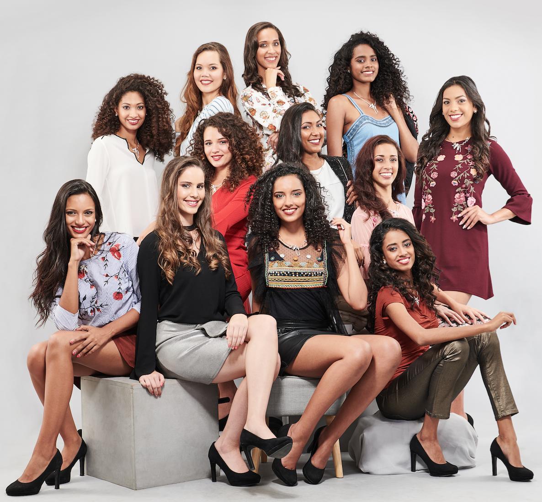 Qui va être couronnée Miss Réunion 2018?