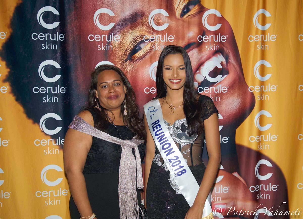 Anne-Lise Gopal, directrice Cerule Réunion, et Morgane Soucramanien