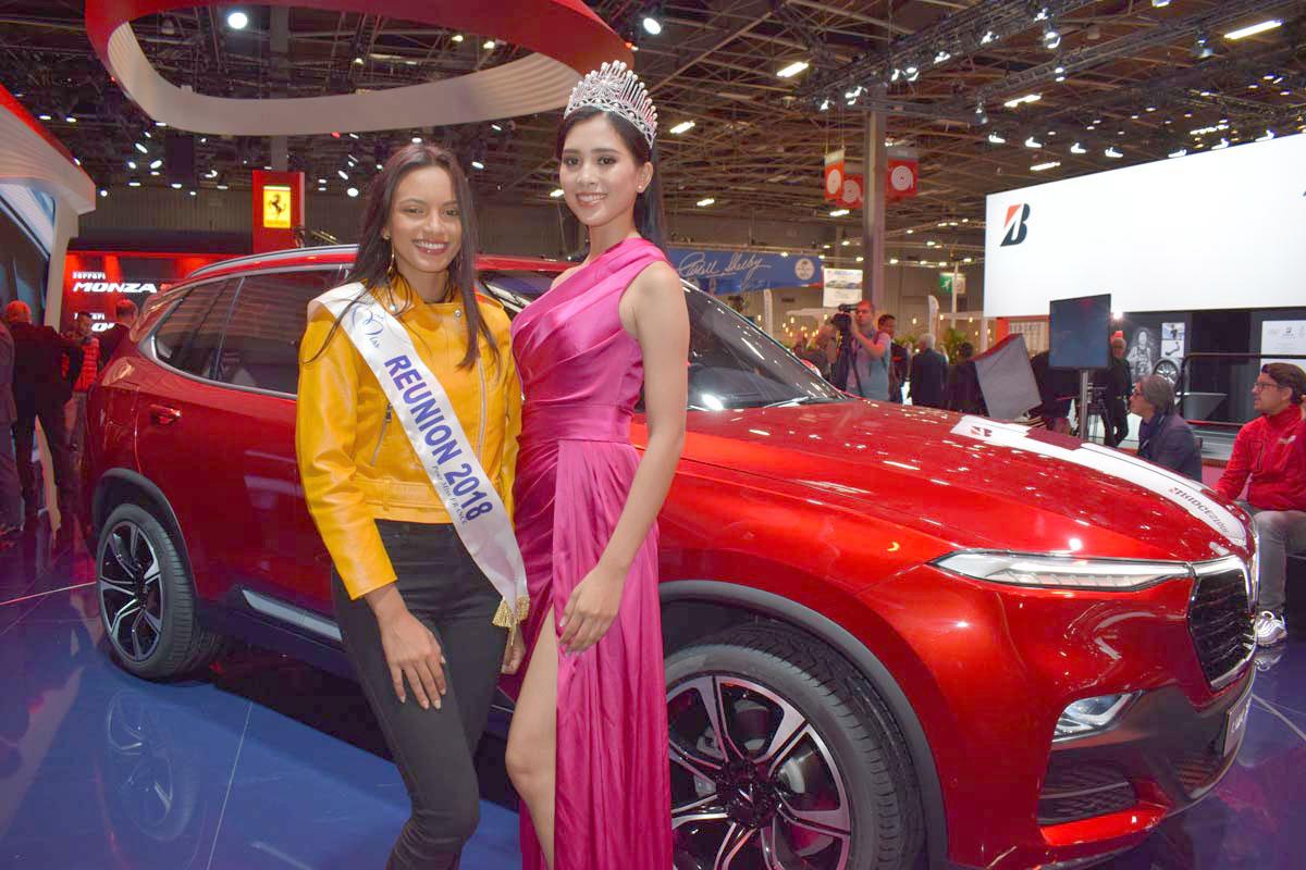 Rencontre avec Miss Vietnam