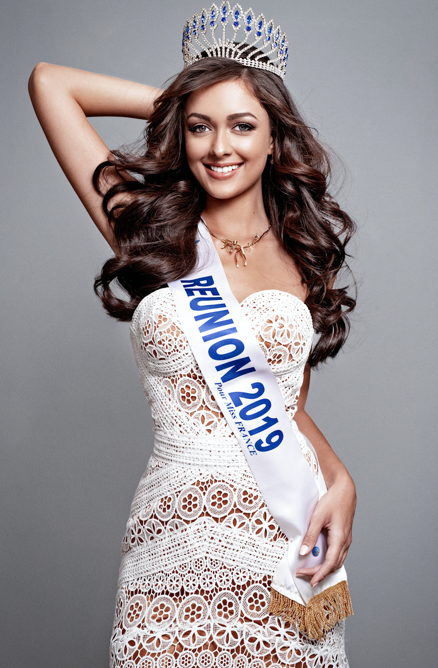 Morgane Lebon, Miss Réunion 2019 (photo Elena Iv-skaya)