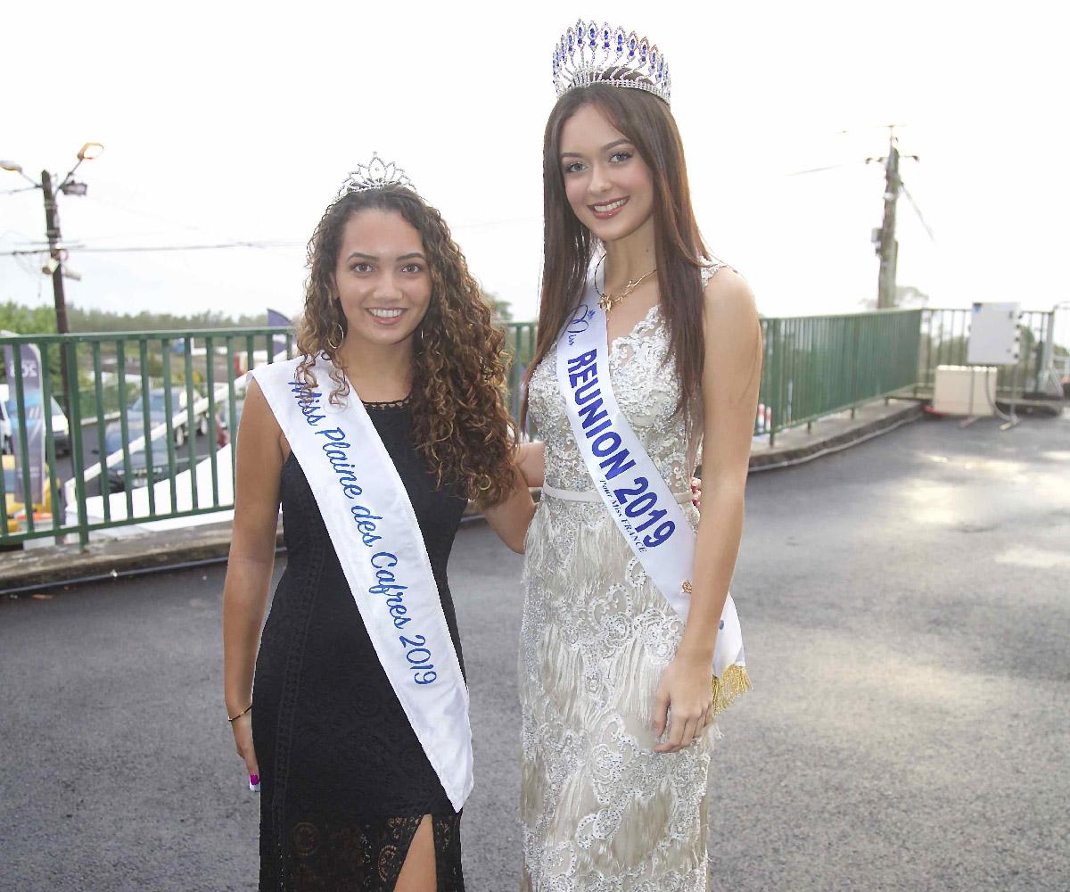 Avec Miss Plaine des Cafres 2019