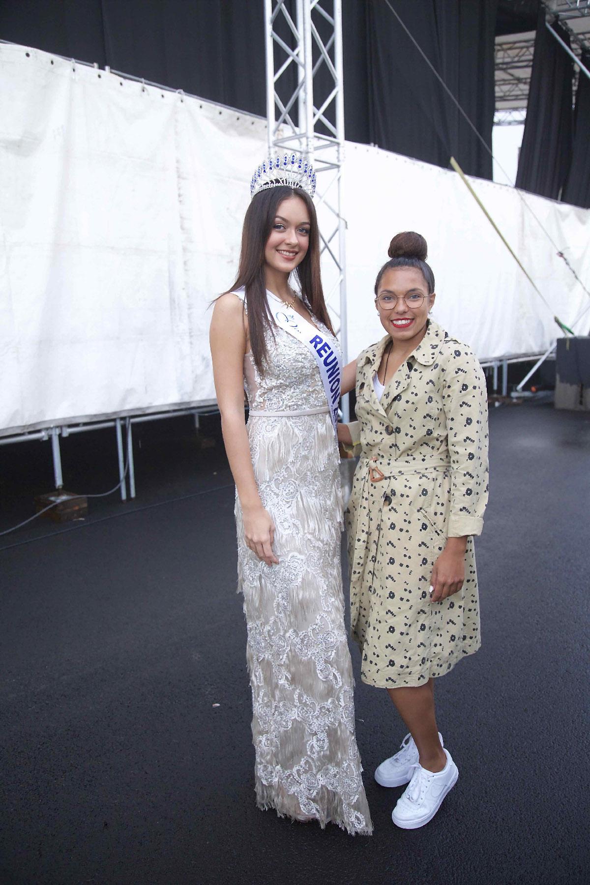Morgane Lebon à Miss Plaine des Cafres 2020: photos