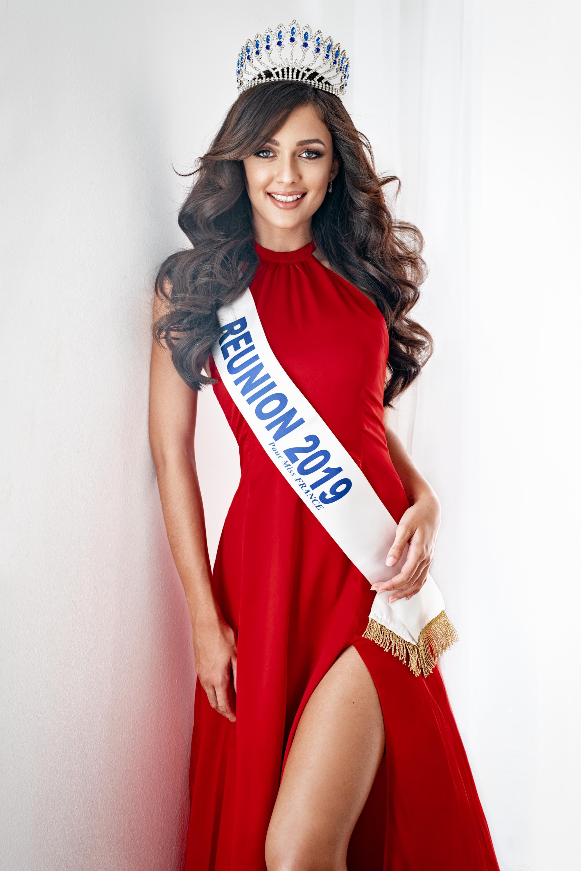 Qui succédera à la belle Morgane Lebon, Miss Réunion 2019?
