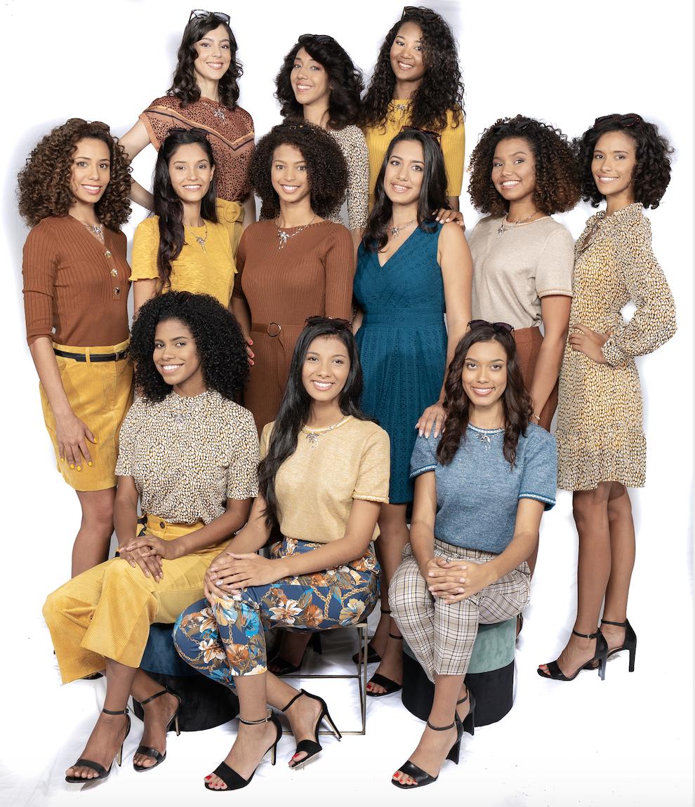 Miss Réunion 2020: les 12 candidates révélées