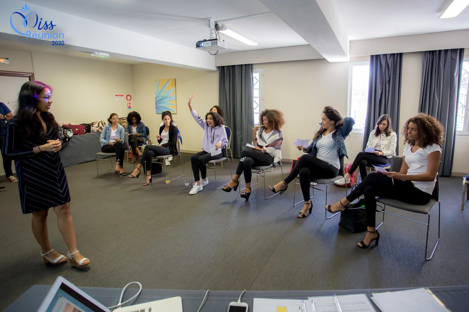Sophrologie pour les candidates Miss Réunion 2020